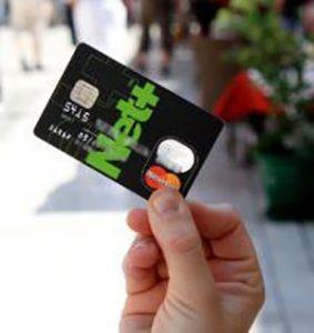 prepaid creditcard nederland