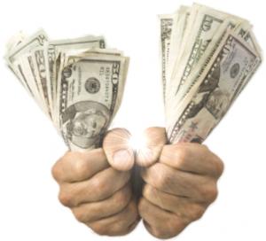 Geld winnen